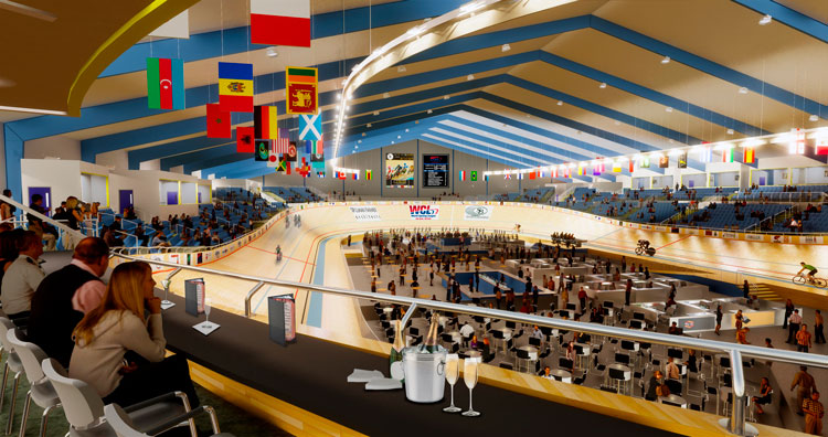 National Velodrome at Albright College